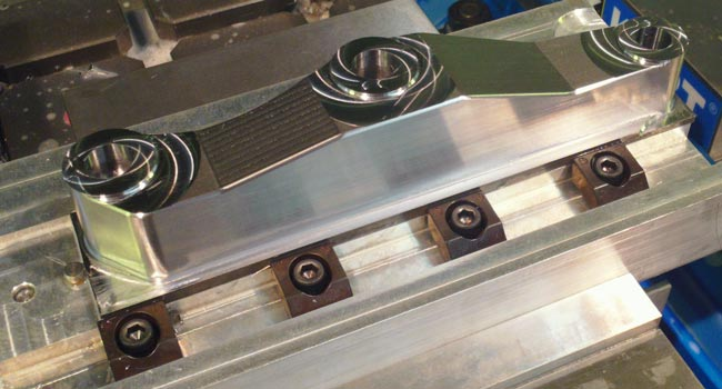 CNC machined fixtures
